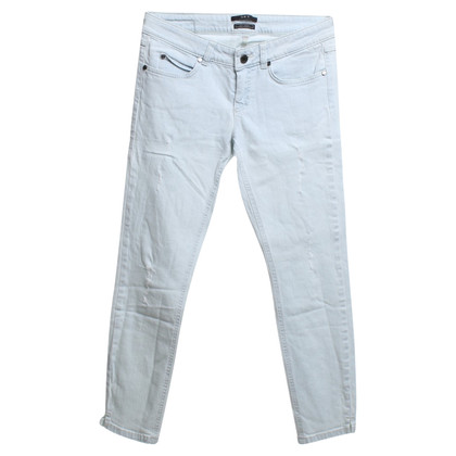 Set Jeans in light blue
