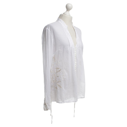 Marc Cain Blouse in white