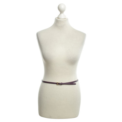 Prada Belt in purple