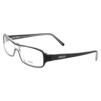 Fendi Glasses in black