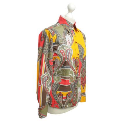 Van Laack Blouse with pattern