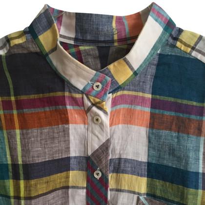 Van Laack camicetta di lino
