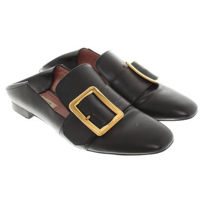Bally Slipper in black