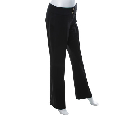 Gianni Versace Pantaloni in Black