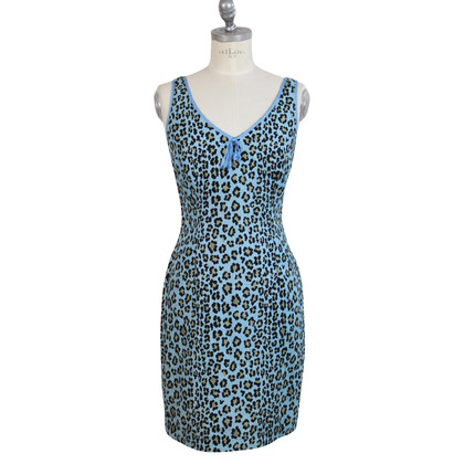Fendi Dress with leopard pattern