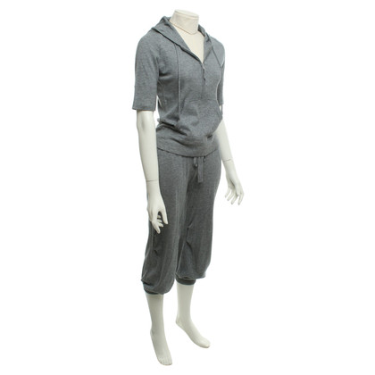 Allude Suit in grey