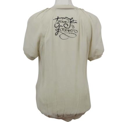 Twin-Set Simona Barbieri Blouse shirt met print