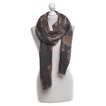 Etro Fijne sjaal gemaakt van cashmere / zijde