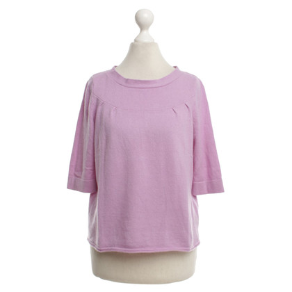 Dorothee Schumacher Taille XL Pull, cachemire Lilas