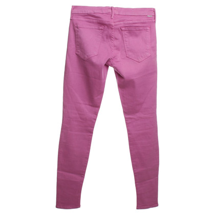 Mother Jeans in pink