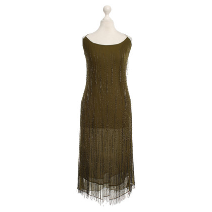 Plein Sud Dress in olive green