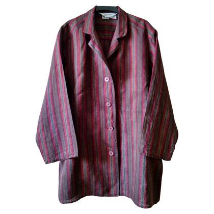 Max Mara Linen shirt with striped pattern