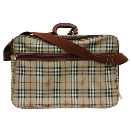 Burberry Set of 3 travel luggage