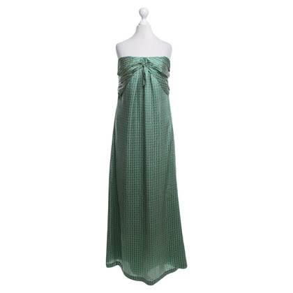 Halston Heritage Dress with bandeau neckline