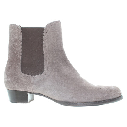 Unützer Chelsea Boots in Taupe