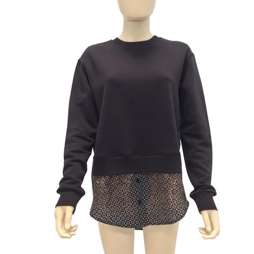 7337cedd1 Stella McCartney Cotton / silk sweatshirt - Second Hand Stella ...