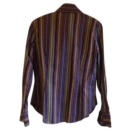 Etro Blouse with stripes