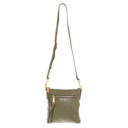 Marc Jacobs Olive shoulder bag