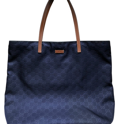 Gucci Shoppers in Blauw