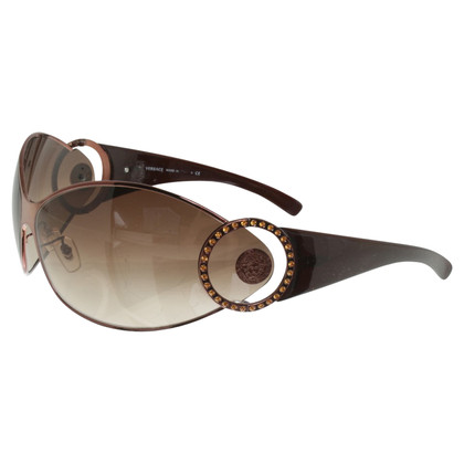 Versace Sunglasses with rhinestones