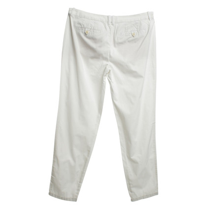 Drykorn Hose in Cremeweiß