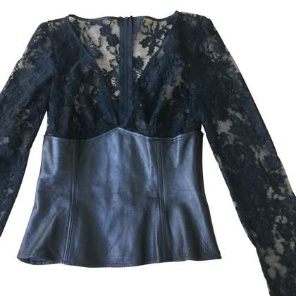 Dolce & Gabbana lace Bustier