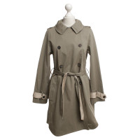 Schumacher Trenchcoat in Khaki