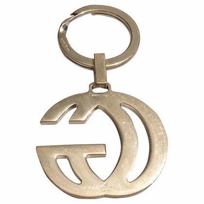 Gucci Silberne Schlüsselanhänger