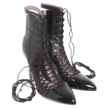 Paula Cademartori Ankle boots for lacing