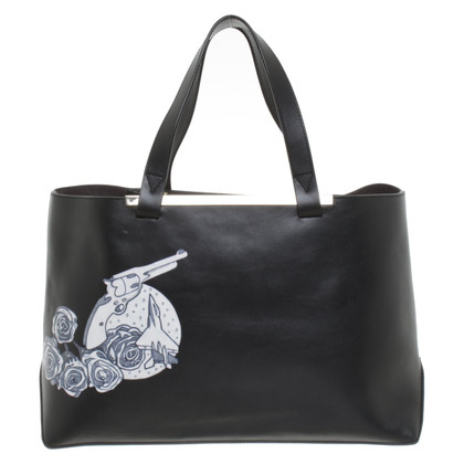 Other Designer Demanumea - Handbag with Pochette