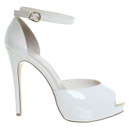 Kurt Geiger High sandals in cream