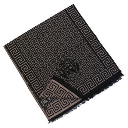 Versace Schal mit Muster