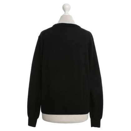 Carven Pullover in black