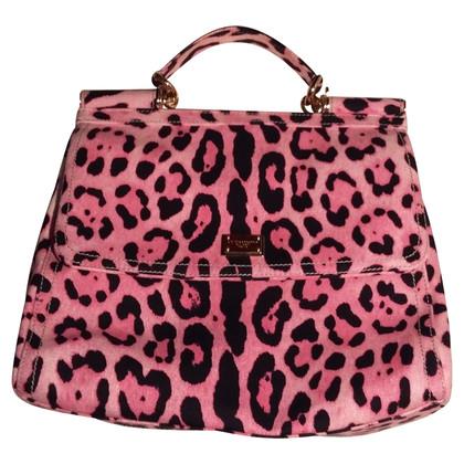 Dolce & Gabbana Sweet and Gabbana Canvas Bag