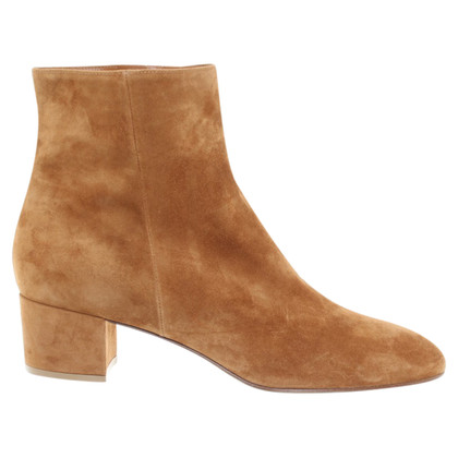 Gianvito Rossi Ankle boots suede