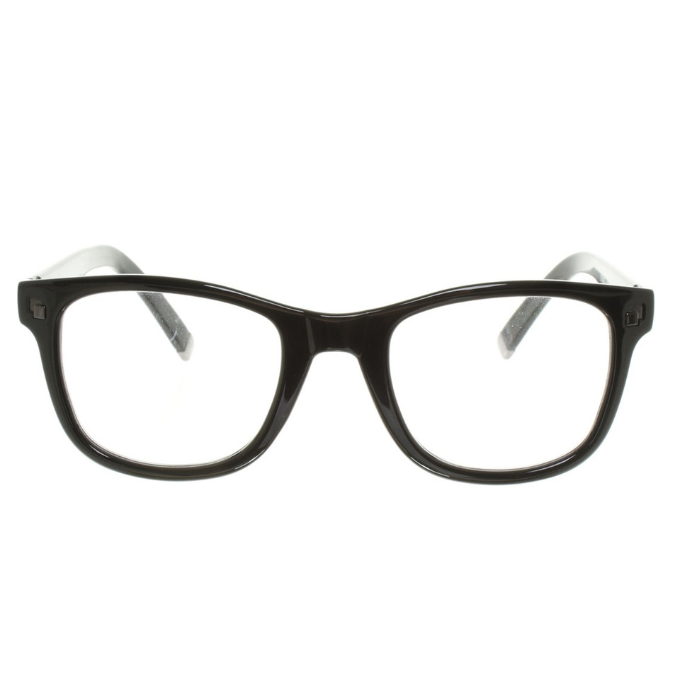 dsquared2 brille ohne sehst rke in schwarz second hand. Black Bedroom Furniture Sets. Home Design Ideas