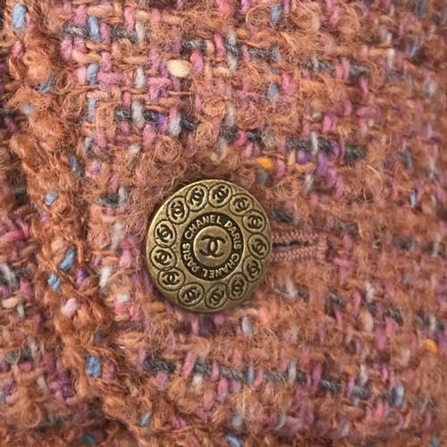 Chanel Veste Tweed Acheter Chanel Veste Tweed D Occasion Pour 990