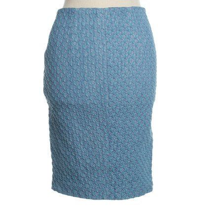 Acne skirt in Blue