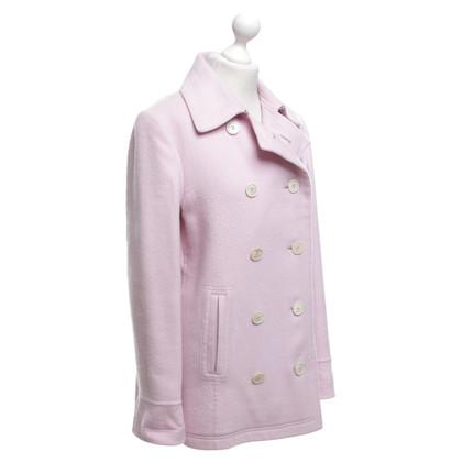 Loro Piana Giacca Cashmere in rosa