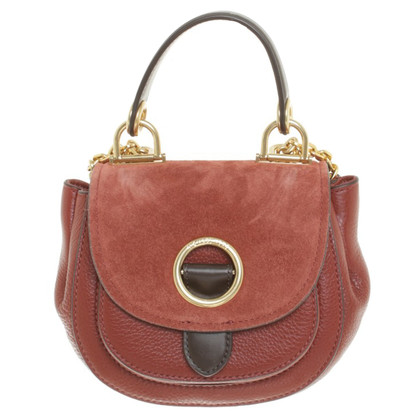 Michael Kors Shoulder bag in Bordeaux
