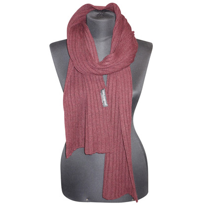 Dolce & Gabbana sciarpa di lana nel buio