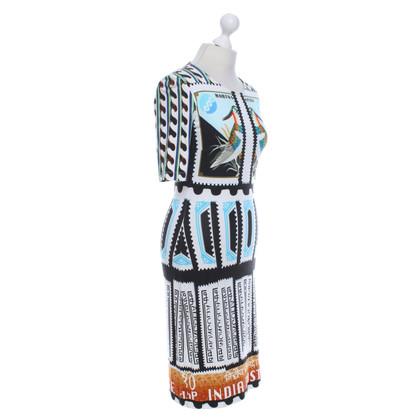 Mary Katrantzou Dress with pattern