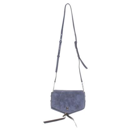 Jimmy Choo Shoulder bag in dove blue