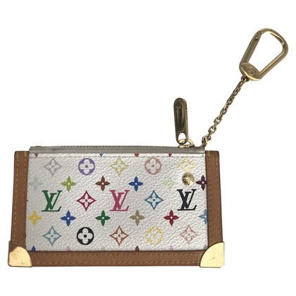 Louis Vuitton Portemonnee van Monogram Multicolore Canvas