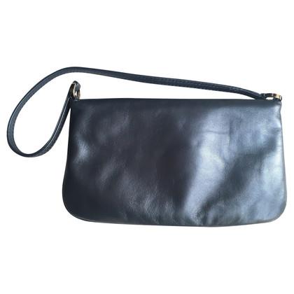 Valentino Handbag in blue metallic