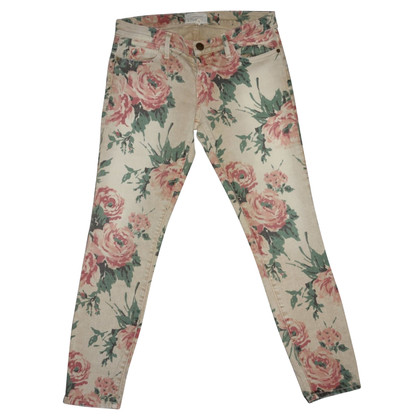 Current Elliott Jeans mit Blumenprint