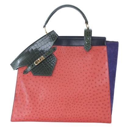 """Hermès """"Himalayan moniker Bag"""""""