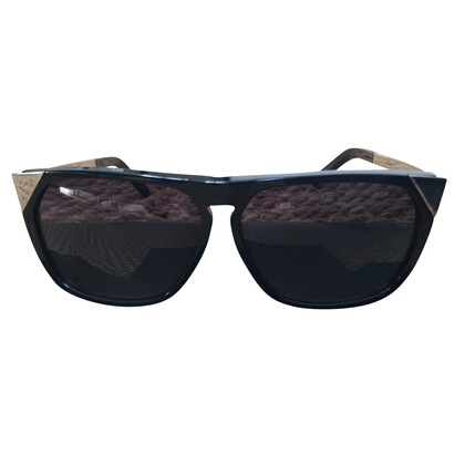 Saint Laurent grote zonnebril