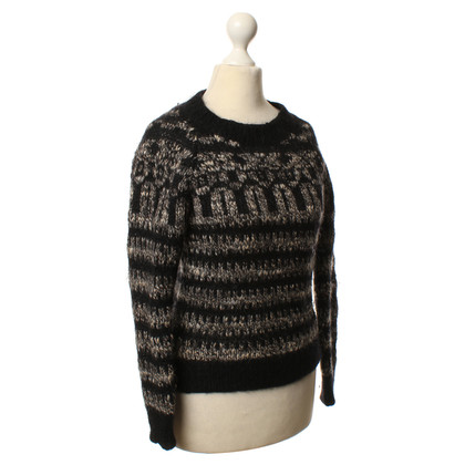 Isabel Marant Wollpullover mit Muster