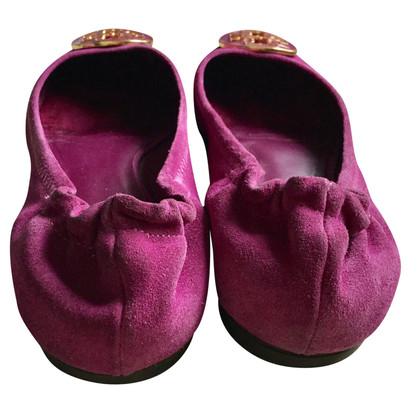 Tory Burch Ballerina's